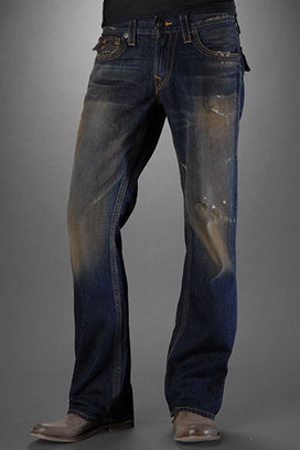 True Religion Jeans Men's Triple Needle Billy Whiskey River Sale | True Religion Jeans Outlet | Scoop.it