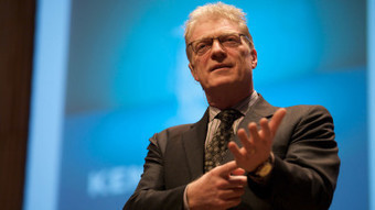 Sir Ken Robinson: Creativity Is In Everything, Especially Teaching | Better teaching, more learning | Scoop.it