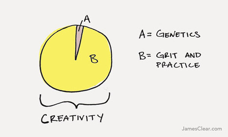 How Creative Geniuses Come Up With Great Ideas | Future Technologies | Scoop.it