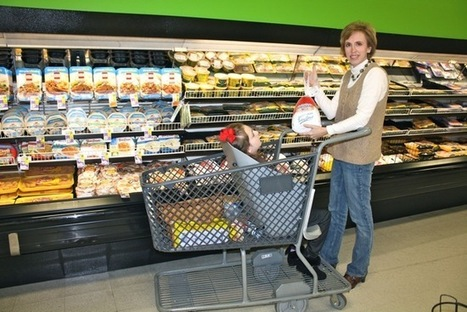 Mom On Mission For Special Needs Kids, Promotes Innovative Grocery Cart | Shelby Report | Caroline's Cart | Scoop.it