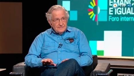 Entrevista a Noam Chomsky: Contra el imperio de la vigilancia | Activismo en la RED | Scoop.it