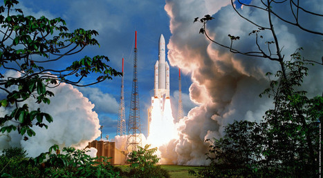 Arianespace Surpassed SpaceX in Commercial Launch Orders in 2015   SpaceNews.com   Aerospace and aviation construction   Scoop.it