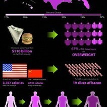 Why Americans are Fat | Visual.ly | Health | Scoop.it