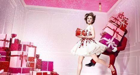 Make-up : Pour Noël, Lancôme voit Paris en rose | Les actus des entreprises | Scoop.it