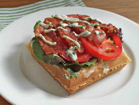 Gluten-Free Tuesday: Waffle BLT | Serious Eats : Recipes | @FoodMeditations Time | Scoop.it