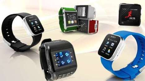 Top 20 smart watches of the past, present and future to watch out for - Phandroid.com | Information Technology and Watchs | Scoop.it