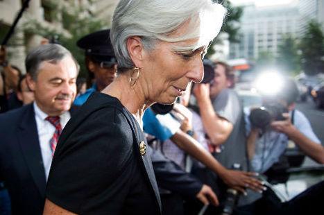 L'affaire Tapie devient l'affaire Lagarde avec l'enquête de la CJR | Corinne LEPAGE | Scoop.it