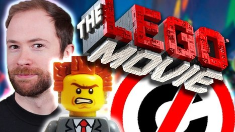 Is The LEGO Movie Anti-Copyright? | Idea Channel | PBS Digital Studios - YouTube | leapmind | Scoop.it