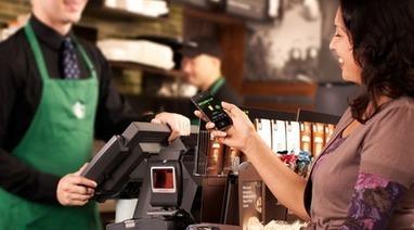 Starbucks pionnier du paiement mobile récolte les fruits de son investissement... | Daily Com' & MKG | Scoop.it