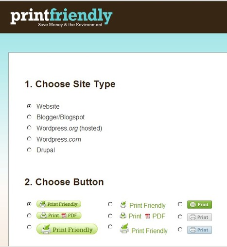 Print Friendly & PDF Button for WordPress, Blogger, Drupal and Websites | Drupal 7 | Scoop.it