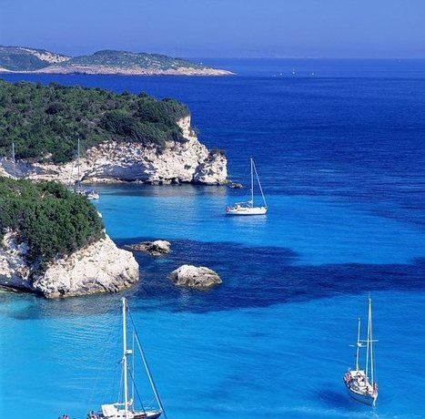 Packing off to Paxos: Mariella Frostrup and family feast on the simple life in Greece | travelling 2 Greece | Scoop.it