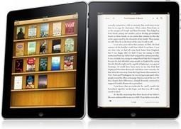 Apple iBooks – Ebook : 1 million de nouveaux utilisateurs par mois | Clic France | Scoop.it