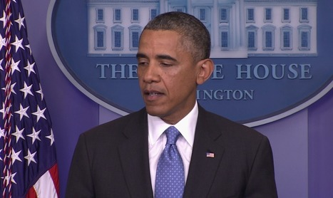 Obama: 'Trayvon Martin could have been me'   Politicality   Scoop.it