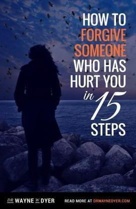 How To Forgive Someone Who Has Hurt You: In 15 Steps | Interesting Reading | Scoop.it