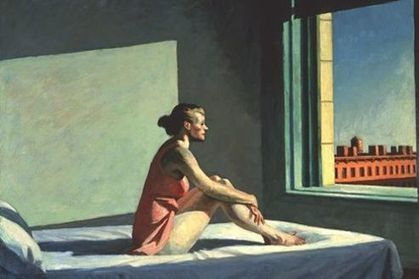 Edward Hopper joue les prolongations au Grand Palais | New York et Paris - Capitales. | Scoop.it