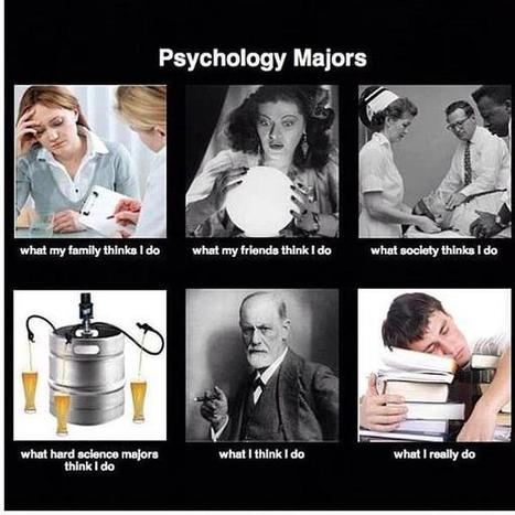 Psychology Majors | What I really do | Scoop.it