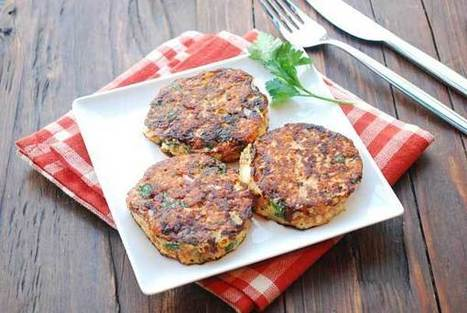 Salmon Cakes Recipe | Healthy Recipes Blog | SEAFOOD RECIPES | Scoop.it