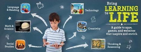 Back-to-School Guide | Common Sense Media | Literacy Using Web 2.0 | Scoop.it