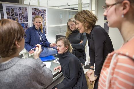 Makeronderwijs bij Deltion: 'Laat je kleding eens gamen' | Gadgets en onderwijs | Scoop.it