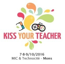Kiss your Teacher | eLearning en Belgique | Scoop.it