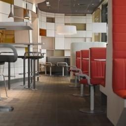 McDonalds by Patrick Norguet   Rendons visibles l'architecture et les architectes   Scoop.it