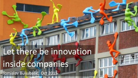 Let There Be Innovations Inside Companies (Presentation) | Innovation | Scoop.it