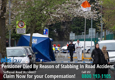 Pensioner Died By Reason of Stabbing In Road Accident | My Website / Blog | Do you want to Make a claim against Road Accident | Scoop.it