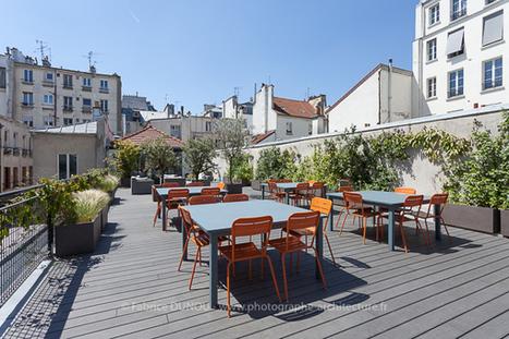 Bureaux à partager à Paris 5ème et 11ème | Photographe d'architecture : Fabrice Dunou | Publications | Scoop.it