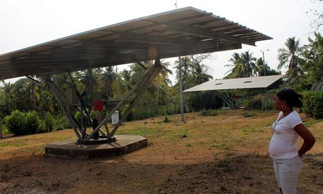 Isla Fuerte pionera en Energía Solar | Nuevas Geografías | Scoop.it