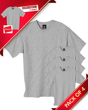 Hurry! Limited Time Only – Hanes Beefy Tee 50% off | Gotapparel | Scoop.it