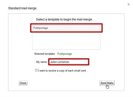 Comment faire du publipostage avec Gmail ? | Ma boîte à outils | Scoop.it
