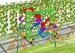 Intelligent Sensing Agriculture Robots To Harvest Crops - Forbes | Food Fill | Scoop.it