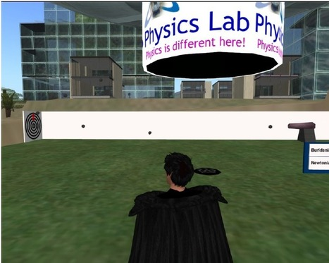 Experiments in Second Life Reveal Alternative Laws of Physics - MIT Technology Review | World Without Borders | Scoop.it