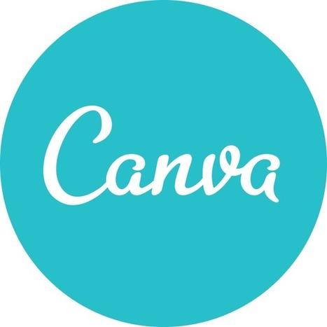 Une semaine, un outil : Canva | Startupeuse | Digital - HR - Innovation- Start-up | Scoop.it