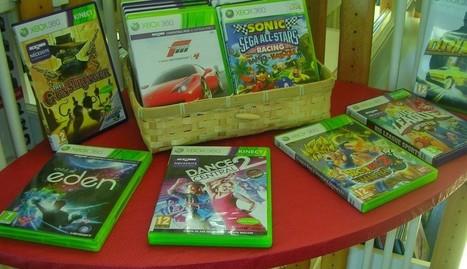 Le prêt de jeux vidéo | 23 septembre 2014 | Montélimar | VDL | Bibliothèques et culture numérique | Scoop.it