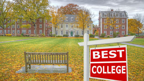 College Marketing Experts Set Sights on Kids Who Pay | On education | Scoop.it