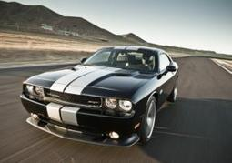 Chrysler plans 640 horsepower supercharged Hellcat Hemi V-8 - New York Daily News | american muscle cars | Scoop.it