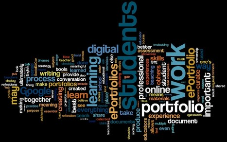 5 Essential Questions About ePortfolios - Getting Smart by Susan Lucille Davis - edchat, EdTech, eportfolio | e-Portfolios in practice | Scoop.it