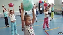 BBC News - Academic performance at school linked to exercise | Fitness Training 360 | Scoop.it