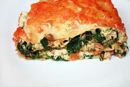 La ricetta delle Lasagne vegane | Ricette vegetariane e vegane | Scoop.it