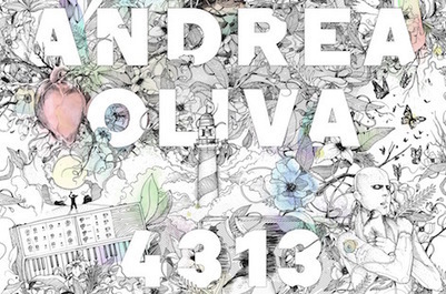 Andrea Oliva announces debut album, 4313 | DJing | Scoop.it