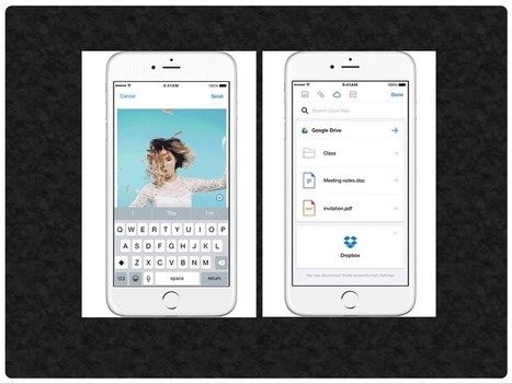 Yahoo Mail App Now Connected and Approachable With Dropbox, Google Drive and Tumblr | GoToWebsites | Scoop.it