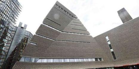 Quand la Tate Modern s'agrandit à Londres | art move | Scoop.it
