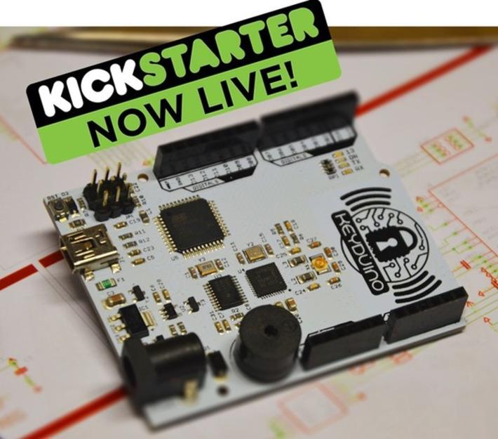 Lancement #keyduino sur Kickstarter ! Soutenez le projet ! #NFC #Arduino #Innovation #Crowdfunding ! | Internet du Futur | Scoop.it