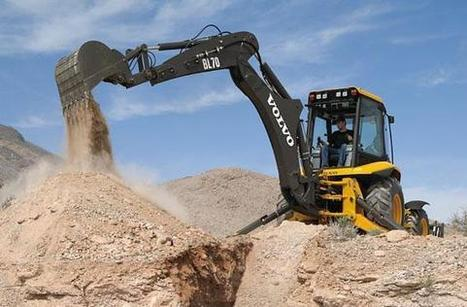 SDLG to make backhoes, motor graders; machines will no longer have Volvo brand | Earthmoving & Compaction | Scoop.it