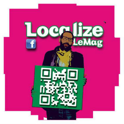 Localize : Le magazine gratuit interactif de Nice | QRdressCode | Scoop.it