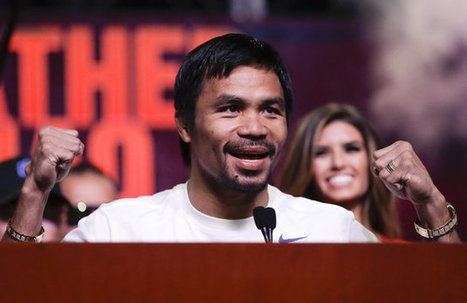 Pacquiao could face disciplinary action for not disclosing shoulder injury   Doping in Sport - A Jamaican Insider's Perspective   Scoop.it