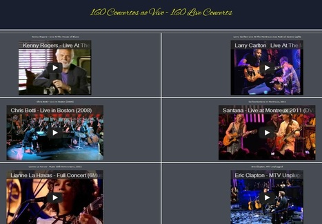 160 Live Concerts   :: The 4th Era ::   Scoop.it