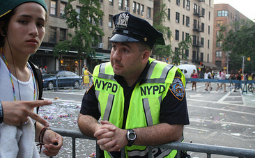 Forget Drones, Focus on Stop-and-Frisk Instead - Care2.com (blog) | Police Problems and Policy | Scoop.it