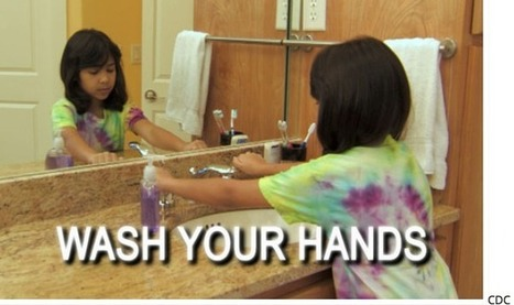 Caregivers, Don't Forget to Wash Your Hands, It Saves Lives | HealthWorks Collective | fitness, health,news&music | Scoop.it